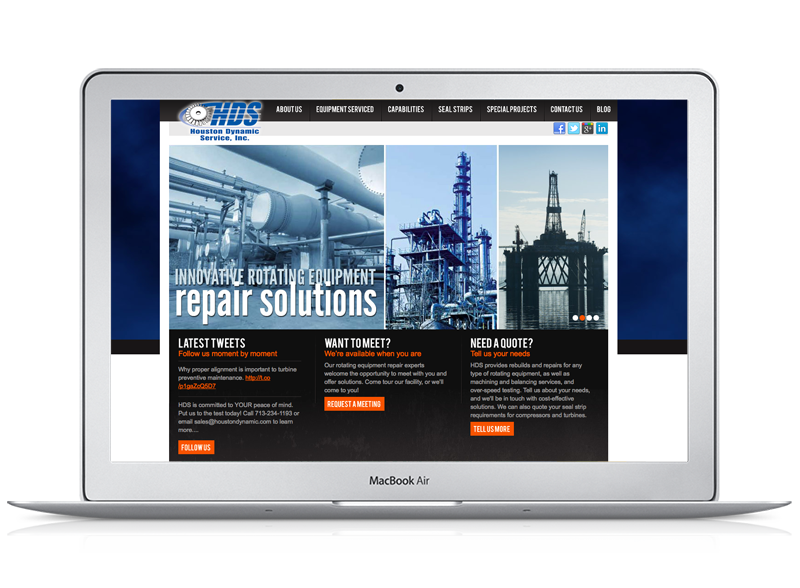 houston dynamic industrial marketing case study